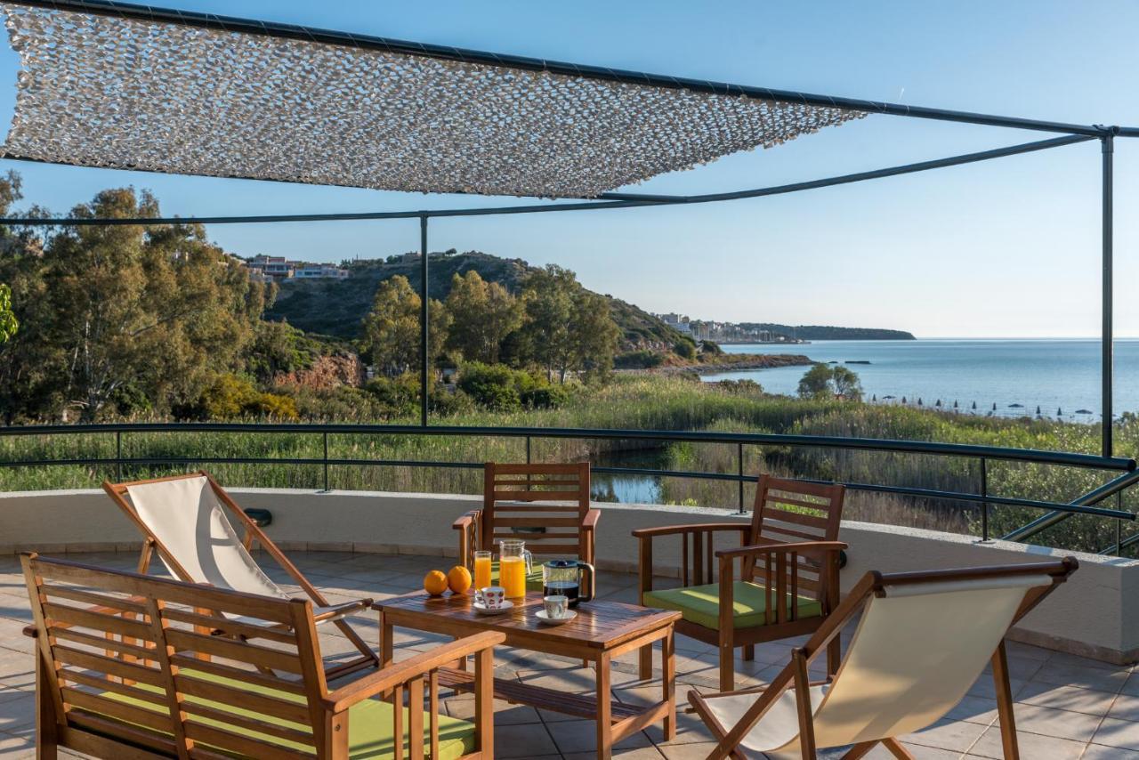 Вилла  Naiades Almiros Beach Villa  - отзывы Booking
