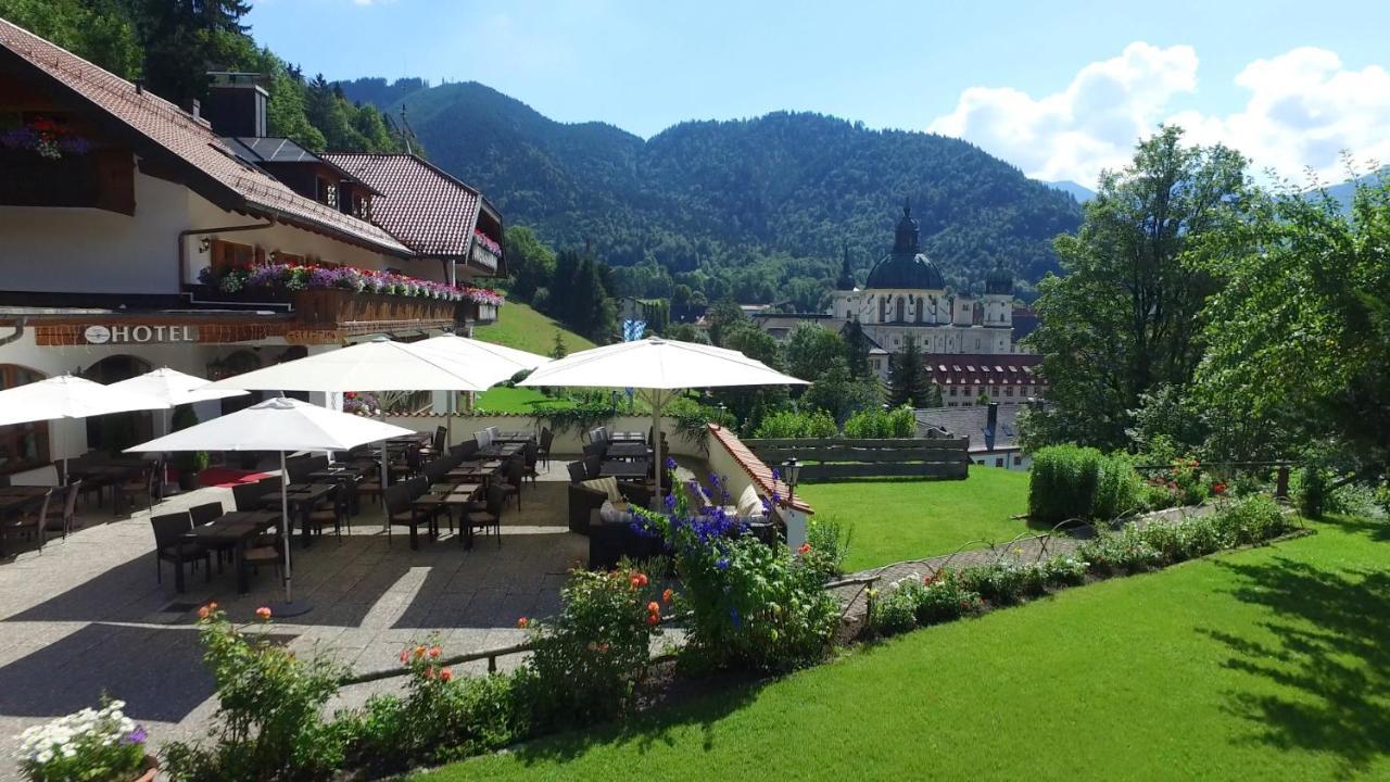 Фото Отель Hotel Blaue Gams ***S