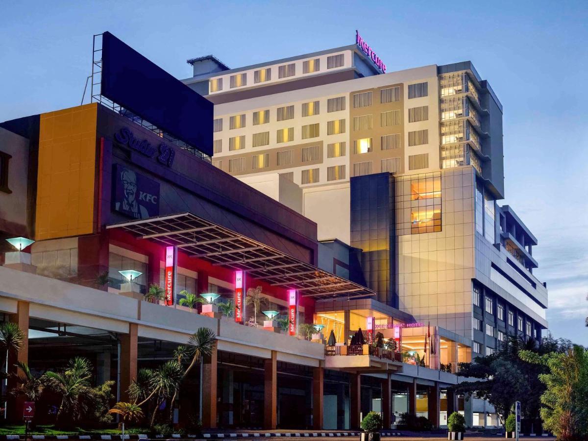 Отель  Отель  Mercure Banjarmasin
