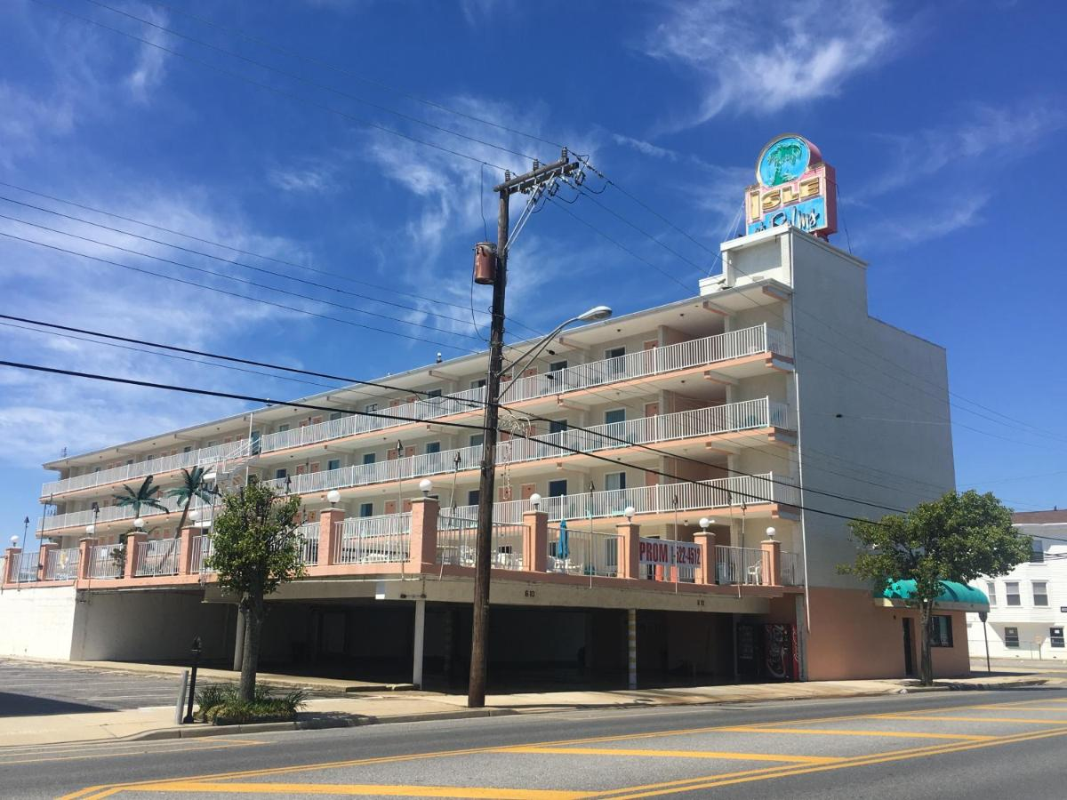 Мотель  Isle Of Palms Motel