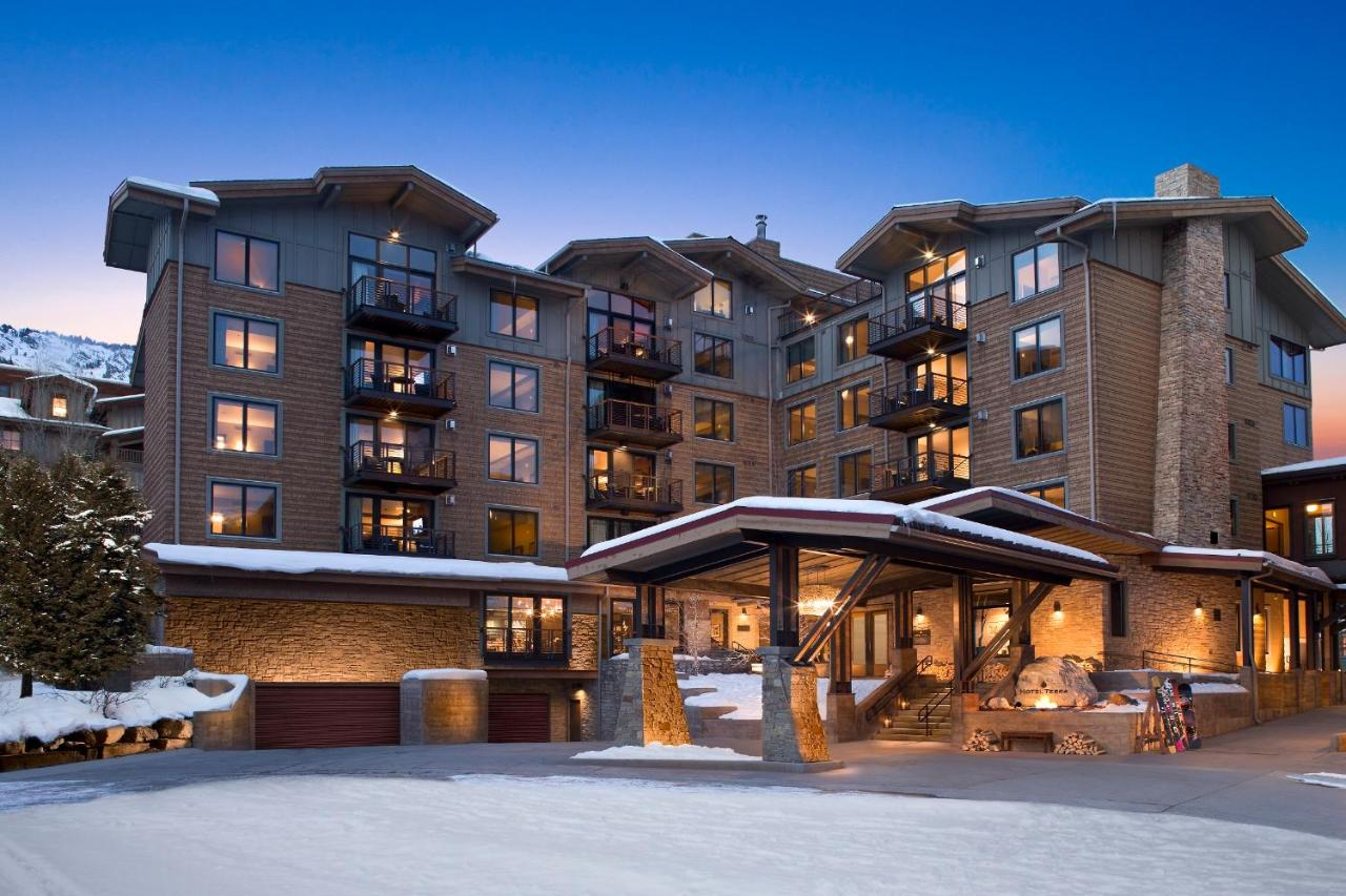 Отель  Hotel Terra Jackson Hole, A Noble House Resort
