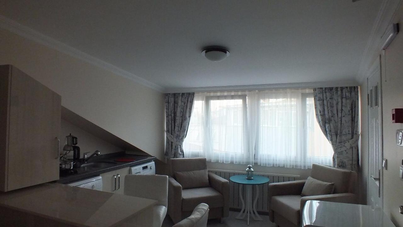Апарт-отель  Heybeli Hotel
