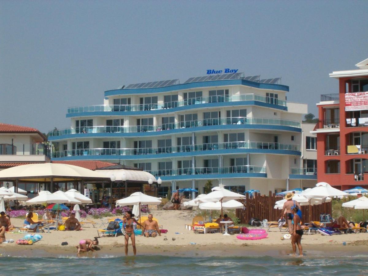 Отель  Хотел Блу Бей, Първа линия, Слънчев бряг  - отзывы Booking