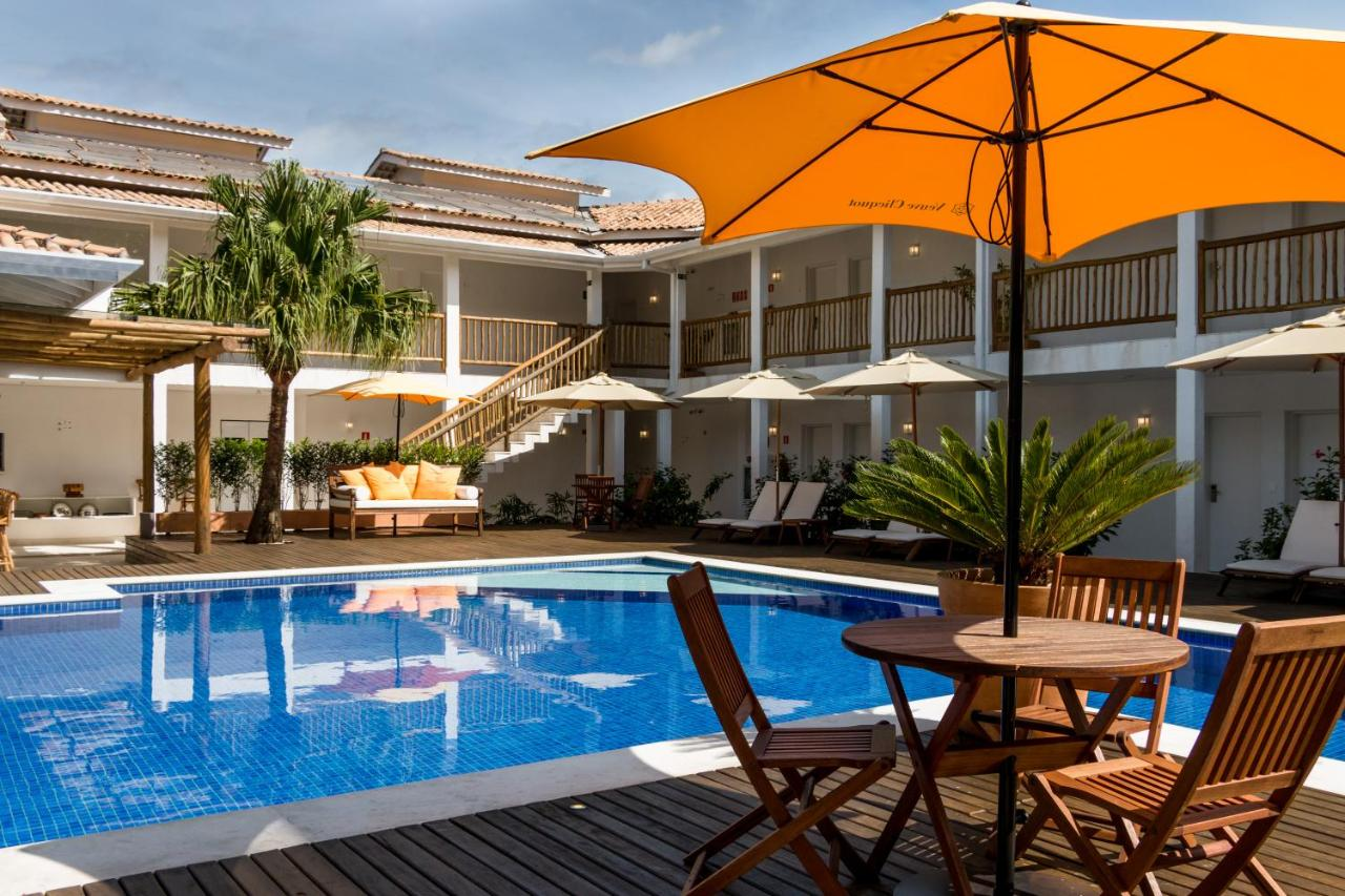 Отель  Hotel Maui Maresias  - отзывы Booking