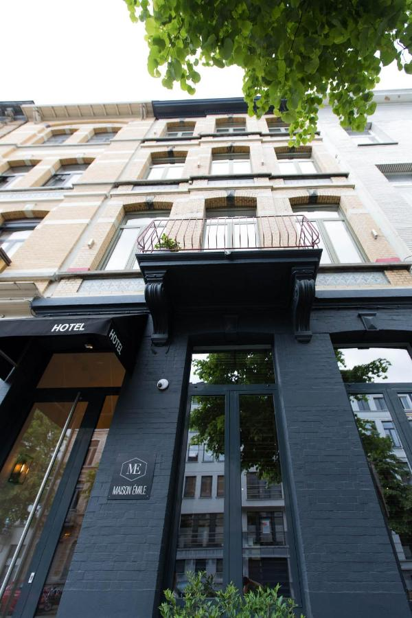 Отель  Отель  Boutique Hotel Maison Emile