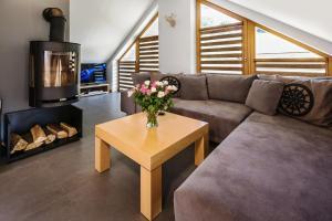 A seating area at Smrekowa Polana Resort & Spa