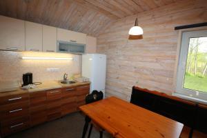 A kitchen or kitchenette at Laipas