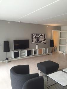 A seating area at CPH Lux Apartment 2V