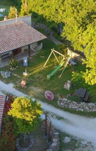 Vista aerea di Agriturismo I Monti