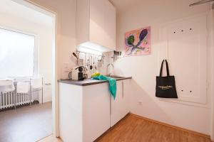 A kitchen or kitchenette at cookionista