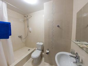 Ванная комната в Гостевой дом «Виктория»