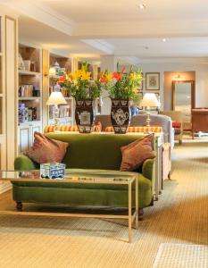 El vestíbulo o zona de recepción de Hotel Boutique Le Reve