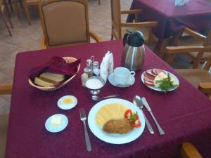 A restaurant or other place to eat at Health Resort Anapa