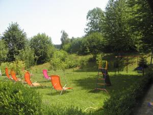 Herní místnost nebo prostor pro děti v ubytování House Sebalj
