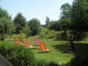 Zahrada ubytování House Sebalj