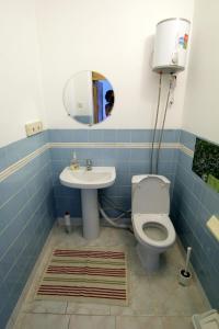 Ванная комната в Гостевой Дом Еловый Пик
