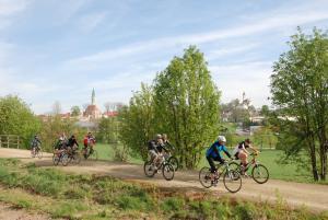 Biking at or in the surroundings of Landgasthof Am Sonnenhang