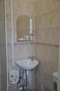 A bathroom at Apartments at Leninskiy prospekt 11