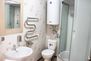 Ванная комната в Мини-гостиница Валенсия