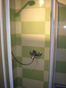 A bathroom at Apartment Park Crni Lug