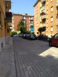 Il quartiere o una zona nella vicinanze dell'affittacamere