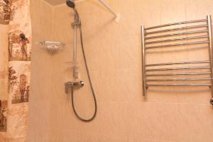 A bathroom at Atlanta Hotel