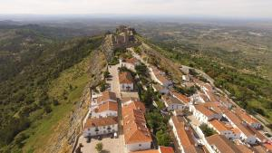 A bird's-eye view of Estalagem de Marvão - Casa de Campo