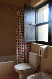 Un baño de Xabu Hostel