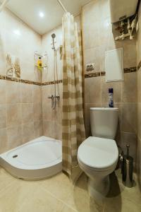 Ванная комната в Апартаменты на Разина