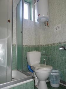 Ванная комната в Николь Отель