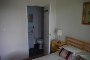 Salle de bains dans l'établissement La Maison Celtique