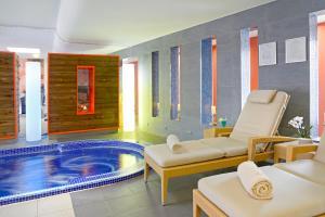 Salle de bains dans l'établissement Radisson Blu Hotel Toulouse Airport
