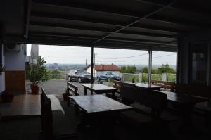 Restoran ili neka druga zalogajnica u objektu Pansion Antonio