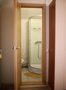 Ванная комната в Мотель Вояж