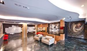 台灣大飯店 大廳或接待區