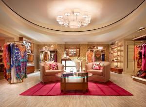 The lobby or reception area at Four Seasons Resort Lana'i