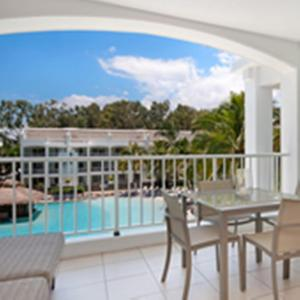 The swimming pool at or near 5231 BEACH CLUB PENTHOUSE