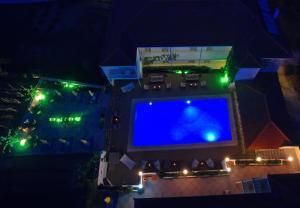 Vista de la piscina de Hotel Nereides o alrededores
