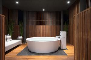 A bathroom at The ShellSea Krabi