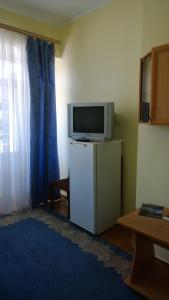 A television and/or entertainment center at Sanatoriy Dubrava