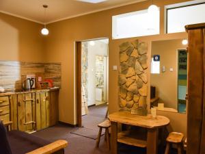 Kuchnia lub aneks kuchenny w obiekcie SPA Apartment Parkowy
