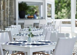 A restaurant or other place to eat at San Marco Hotel and Villas