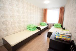 Гостиная зона в Апартаменты на Ленинградской 63