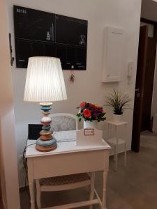Télévision ou salle de divertissement dans l'établissement SanBiagio, 25 Guesthouse