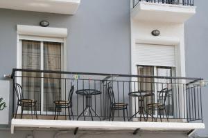 Μπαλκόνι ή βεράντα στο Pension Avocado