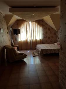 Гостиная зона в Guest house Rim