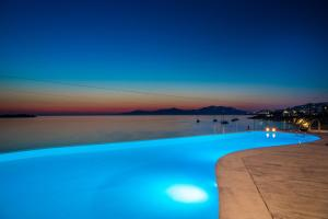 The swimming pool at or near Mykonos Beach Hotel