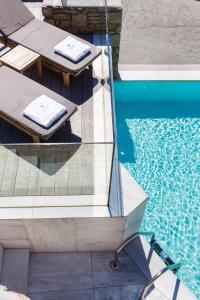 Πισίνα στο ή κοντά στο Mykonos Beach Hotel
