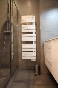 A bathroom at Cosy-Cocoon