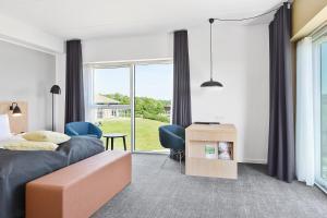 Et opholdsområde på Best Western Plus Hotel Fredericia